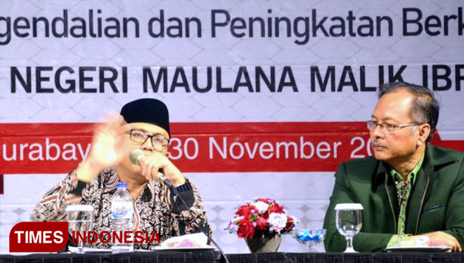 UIN Malang Becomes the Pilot Project of E-SMS