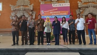 Kemenkominfo Asks UMKM Enterpreneurs to Maximize E- Commerce