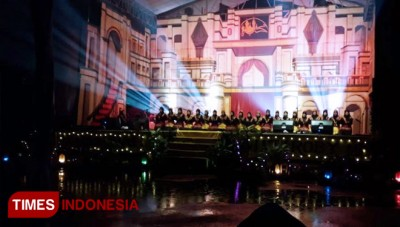 The Excitement of Art Performance of PBA UIN Malang