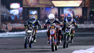 Laga Supermoto Kelas Dunia Hadir di Final Trial Game Asphalt 2018