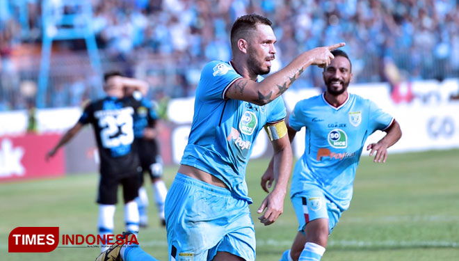 Doesn't have Deal yet, Will Wallace Leave Persela Lamongan?