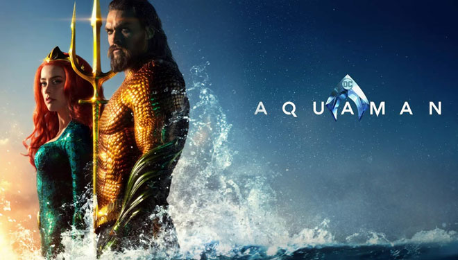 'Aquaman' Noted threepeat at the Top of The US Box Office