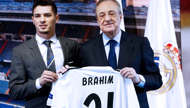 After Leaving Manchester City, Brahim Diaz is Positively to Real Madrid