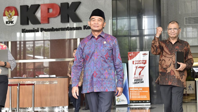 Kemendikbud RI Invites KPK RI to guard Education Budget