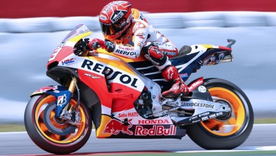 Marc Marquez May Not 100 percent Fit in MotoGP Pre-Season Malaysia