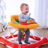 The Bad Effects of Using Baby Walker that All Parents Need to Know