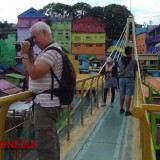 Sight Seeing at Kampung Warna Warni Malang with Only Rp.5000