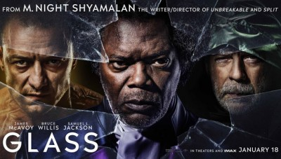'Glass' Menerobos ke Puncak Box Office AS