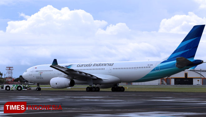 London - Denpasar, the New Garuda Indonesia Route