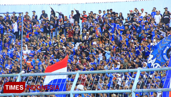 Arema FC vs Indonesia National U-22 team: Aremania will show New Creativity