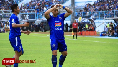 Persita Plans to make a Team Overhaul after 3-0 Loss to Arema FC