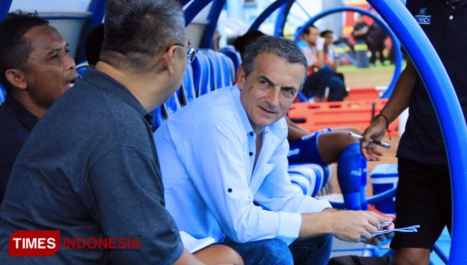 Milomir Seslija Thinks Arema FC Has Played Better