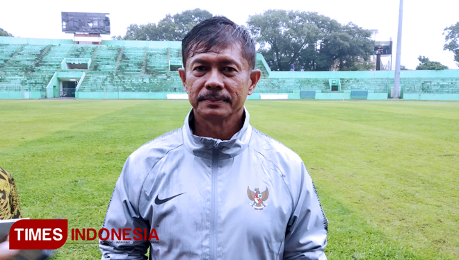 Indonesian Coach Stated His Team is Ready in The Final of AFF U-22 Championship