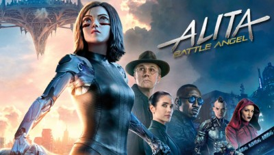 'Alita: Battle Angel' Melompat ke Puncak Box Office AS