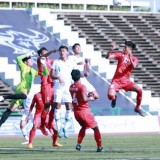 Indonesia National U-22 Team scored draw in the premiere match VS Myanmar