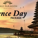 The Excitement of Silence Day Package at Bali Paragon Resort Hotel