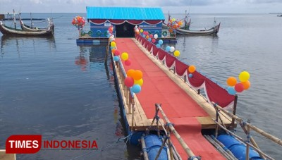 Broaden Your Knowledge at The Grand Pathek Floating Library Situbondo