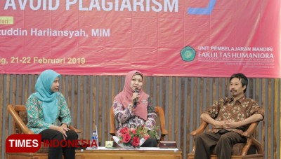 The Faculty of Humanities at UIN Malang Held Turnitin Training to Avoid Plagiarism