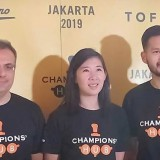 Champions' Hub 2019 is Conducted in Indonesia, Let's Take a Look!!