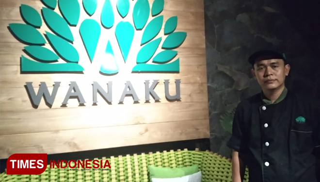 Kolaborasi Musisi dan Chef Ramaikan Talkshow Blueberry Guitar Wayan Tuges