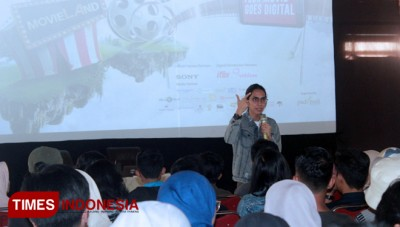 Wadahi Para Film Maker, LA Indie Movie Road Show ke Kota Malang