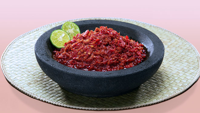 Chili Paste and Its Benefit to Your Body