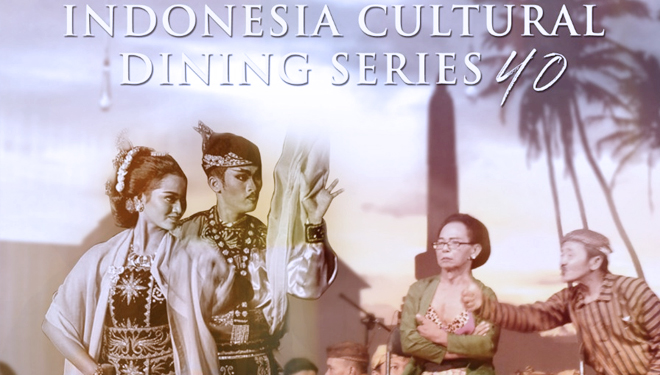 40th Indonesia Cultural Dining Series of Tugu Hotel Took Ludruk to be Introduced to the Visitors