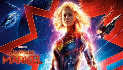 'Captain Marvel' Terbang ke Puncak Box Office AS