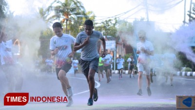 Colour Run Montana Senggigi 2019, How Did it go?