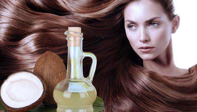 How to get rid of Dandruff with Coconut Oil