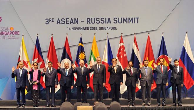 'ASEAN-Russia Senior Officials' Meeting will be Held in Bali Tomorrow