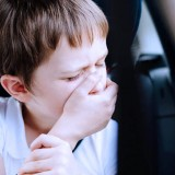 When Your Kids Got Car Sickness and How to Overcome It