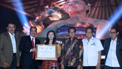 A Livi Zheng Movie, Bali: Beats of Paradise is Appreciated by Three Ministers of Indonesia