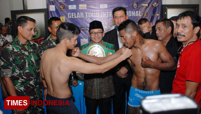 Tibo Basapean will Participate in Malang Super Fight XXVI