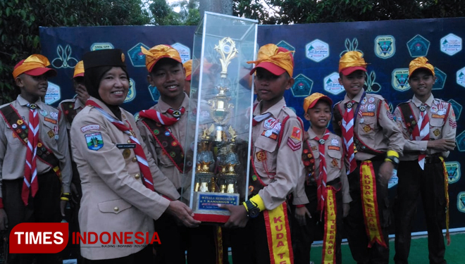 Junior Scout Challenge IV 2019 Bondowoso