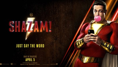 'Shazam!' Puncaki Kembali Box Office AS