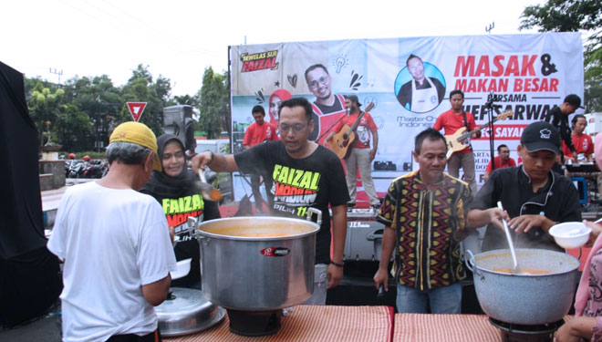 Cook with a Winner of Masterchef Indonesia, Chef Sarwan