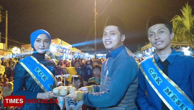 Festival Enam Ribu Pentol Gresik, Pampered the Visitors with Traditional Taste
