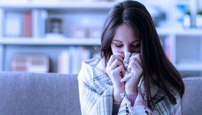 How Garlic Fights Your Cold