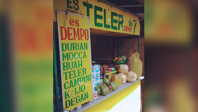 Es Teler Dempo, Has never Become an Out of Date Beverage