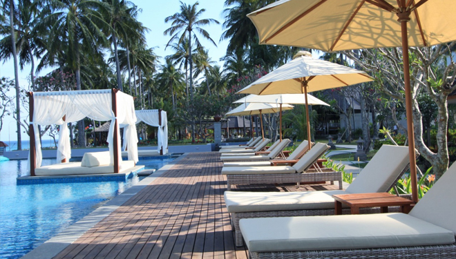 Celebrate Your Easter at the Holiday Resort Lombok