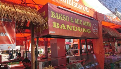'Bakso Loves Mie Festival' at Discovery Shopping Mall Bali