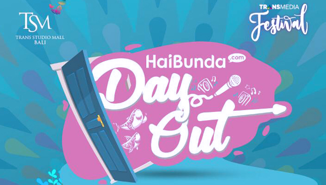 Visit HaiBunda's Day Out at Trans Studio Mall Denpasar
