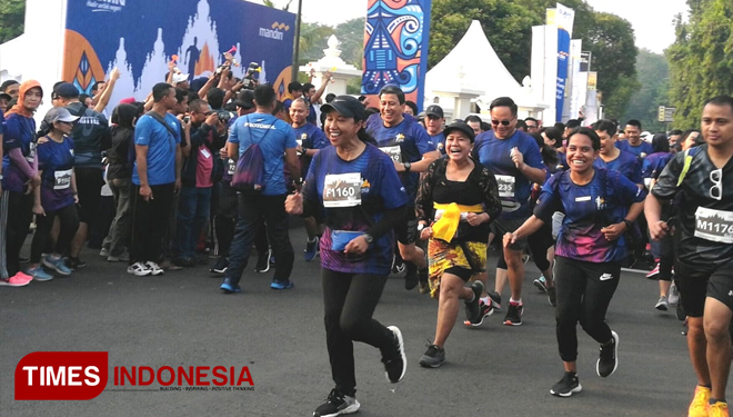 3 Athletes from Kenya Won the Mandiri Jogja Marathon 2019 Yogjakarta