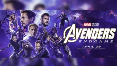 Tiga Pekan 'Avengers: Endgame' Tak Goyah Puncaki Box Office AS