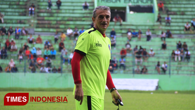 Arema FC Change Their Routine Training Schedule During the Ramadhan