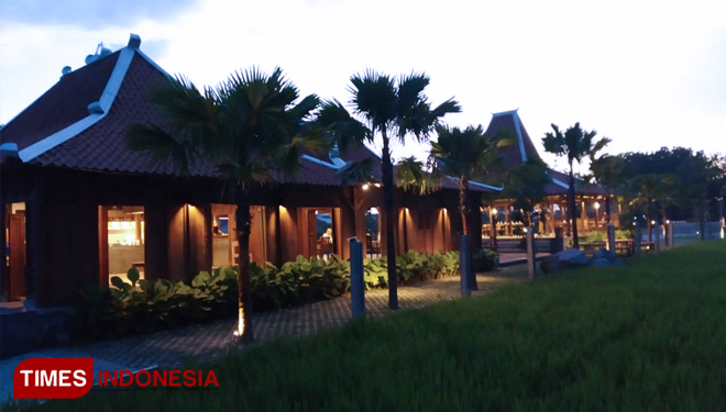 Srawung Resto & Kopi Yogjakarta will Give You Delicious Food and Marvelous Country Scenery