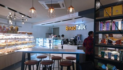 BreadTalk Opens Its 9th Outlet in Denpasar