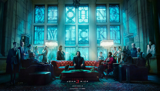 'John Wick 3' Gusur 'Avengers: Endgame' dari Puncak Box Office AS