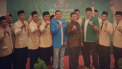 KNPI Sidoarjo: Tolak People Power